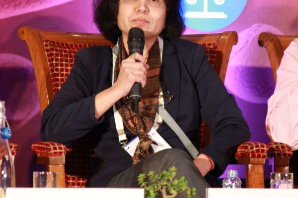 Dr. Sunita Chauhan at Session 3 InnoHEALTH 2019