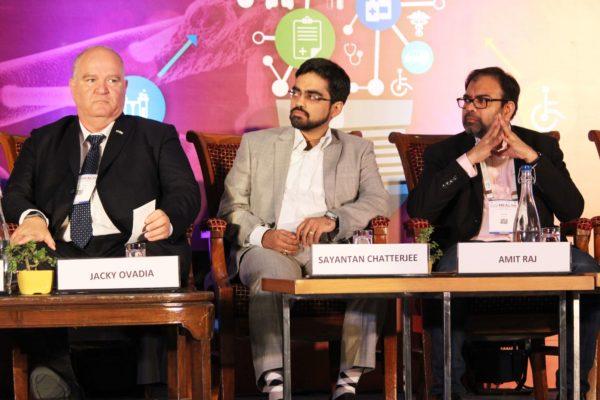 Jacky Ovadia, Sayantan Chatterjee & Dr. Amit Raj