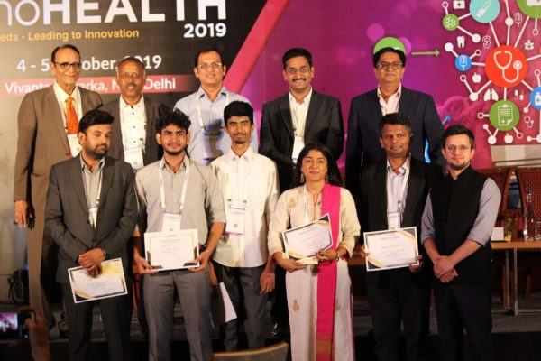 Jury & Candidates, at Session 5 InnoHEALTH 2019