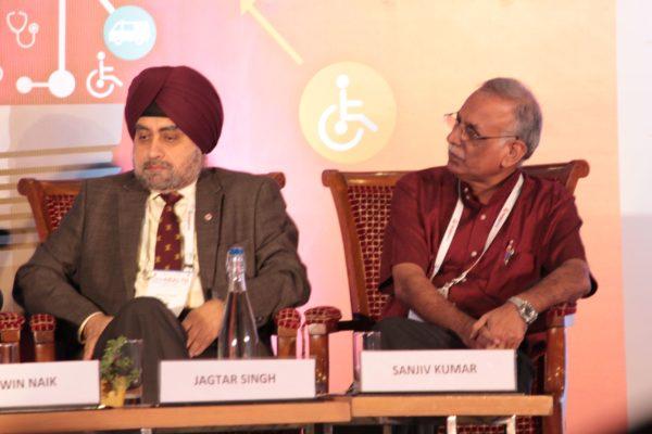 Maj Gen Jagtar Singh & Dr. Sanjiv Kumar