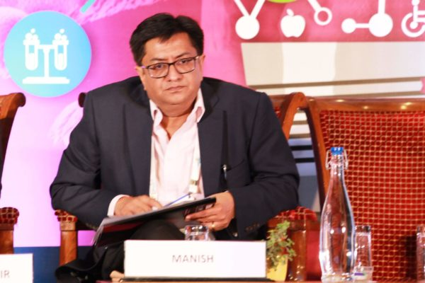 Manish Johari, Jury memeber at InnoHEALTH 2019