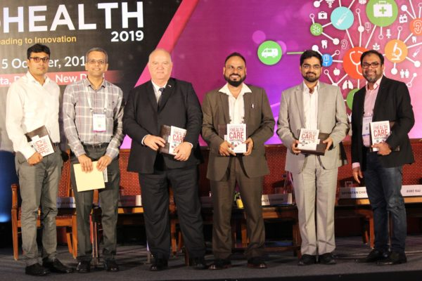 Panelists Group, Session 8 at InnoHEALTH 2019