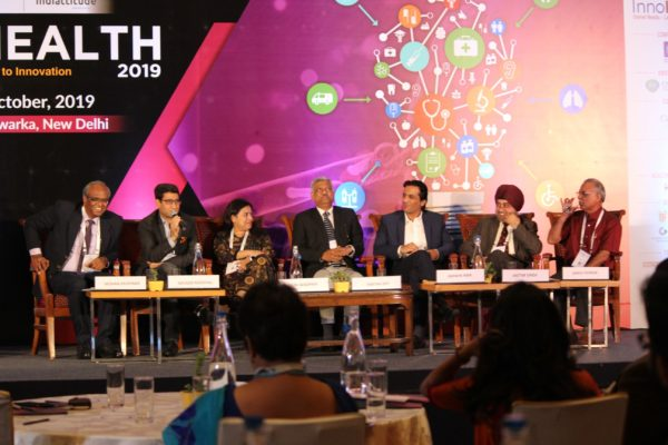 Panelists Group at Session 2InnoHEALTH 2019