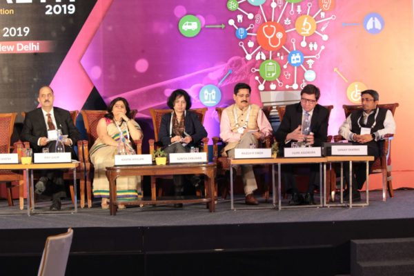 Panelists Group at Session 3 InnoHEALTH 2019