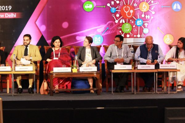 Panelists, Session 6 at InnoHEALTH 2019