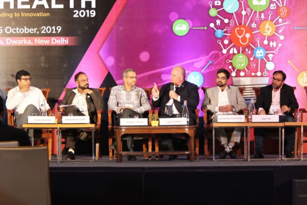 Panelists, Session 8 at InnoHEALTH 2019