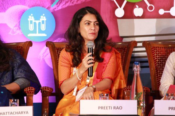 Preeti Rao at InnoHEALTH 2019