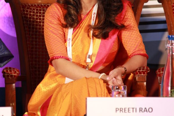 Preeti Rao at Session 4 InnoHEALTH 2019