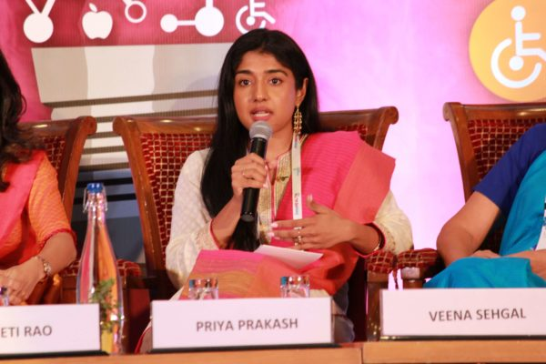 Priya Prakash at InnoHEALTH 2019