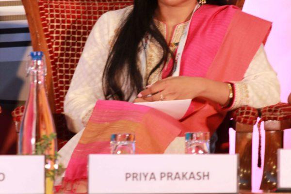 Priya Prakash at Session 4 InnoHEALTH 2019