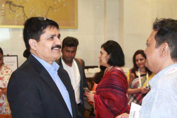 Rajesh R Singh at InnoHEALTH 2019