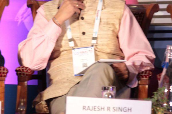 Rajesh R Singh at Session 3 InnoHEALTH 2019