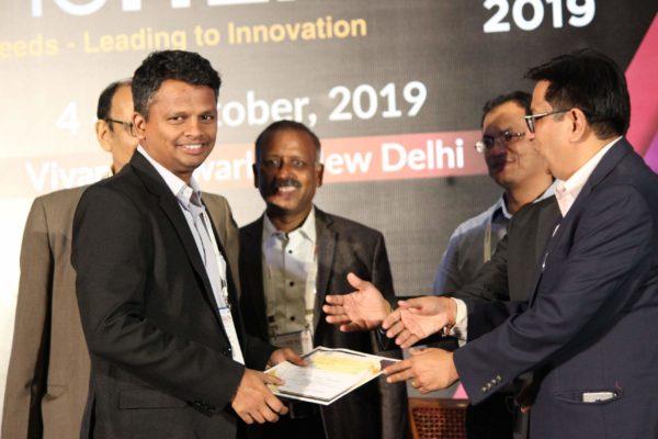 Saiprasad Poyarekar, candidate at InnoHEALTH 2019