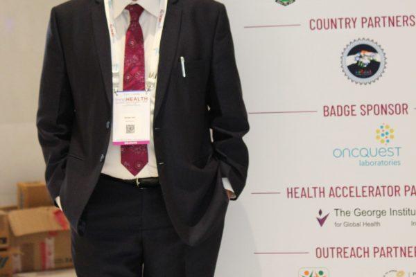Sanjay Jain at InnoHEALTH 2019