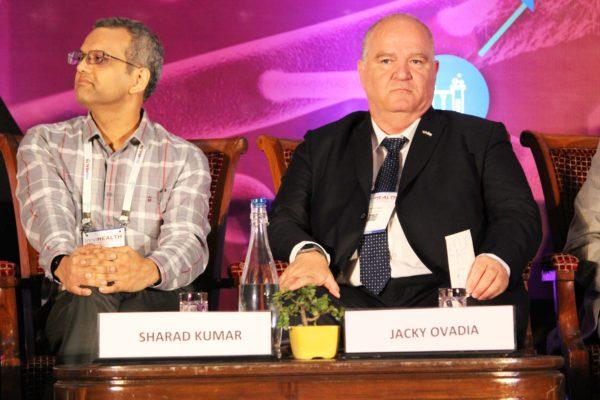 Sharad Kumar & Jacky Ovadia