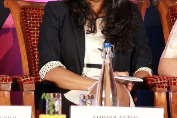 Shriya Sethi, Moderator at Session 4 InnoHEALTH 2019