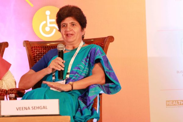 Veena Sehgal at Session 4 InnoHEALTH 2019