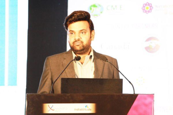 Vijay Shankar Kumawat, InnoHEALTH 2019
