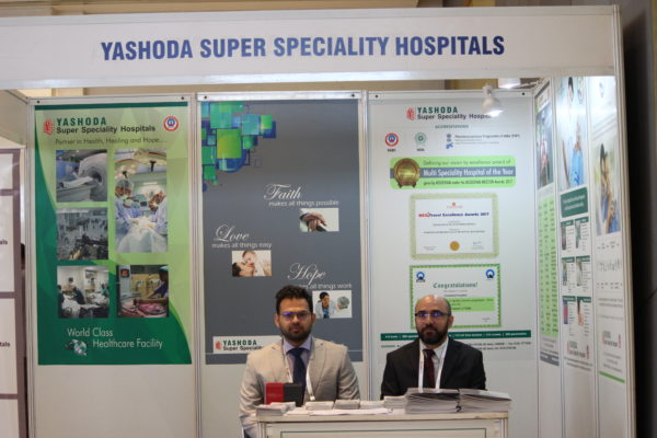 Yashoda Super Speciality Hospital at InnoHEALTH 2019